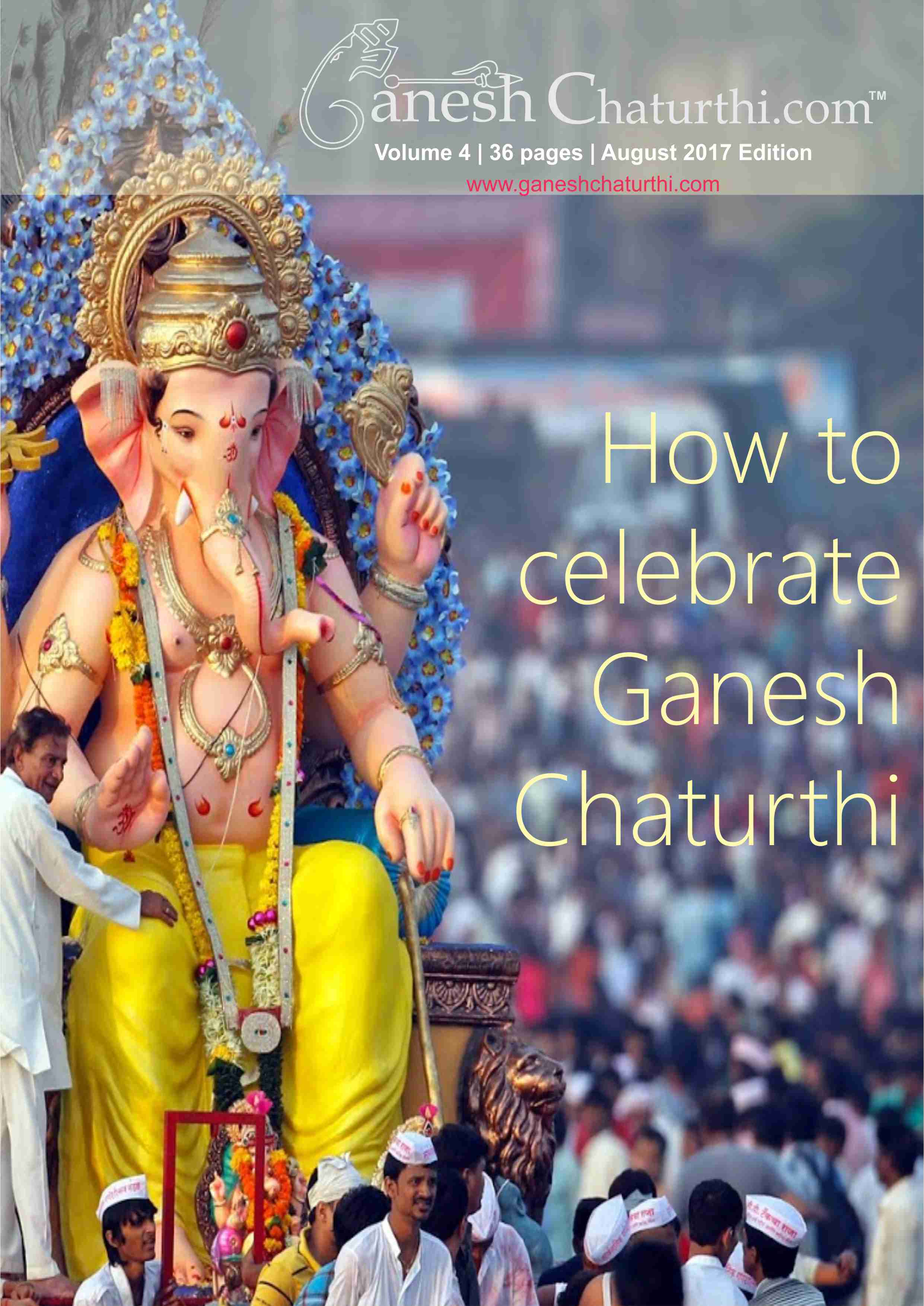 Ganesh chaturthi emagazine 2016 thecheapjerseys Image collections